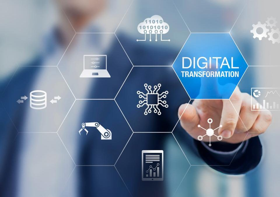 7 digital transformation trends of 2019