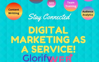 Digital Marketing as a Service