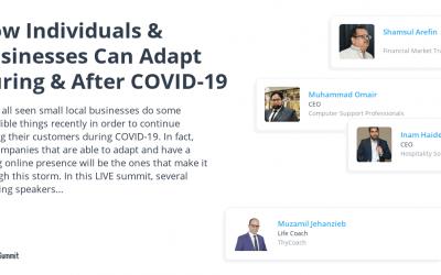 Motivational Entrepreneurship During COVID-19