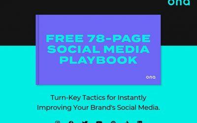FREE: 78-Page Social Media Playbook