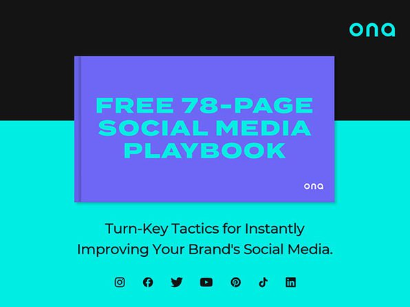 FREE: 78-Page Social Media Playbook